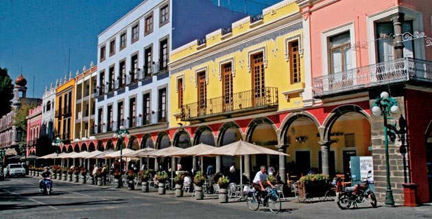 Photo of Puebla