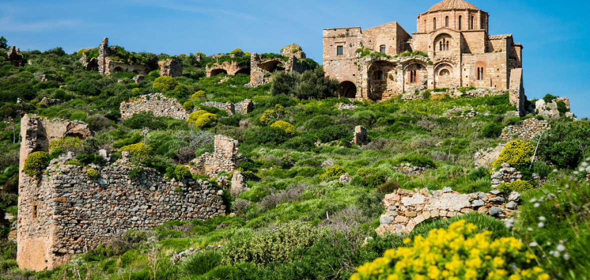 Photo of Monemvasia