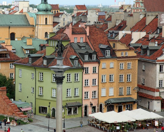 Photo of Warsaw