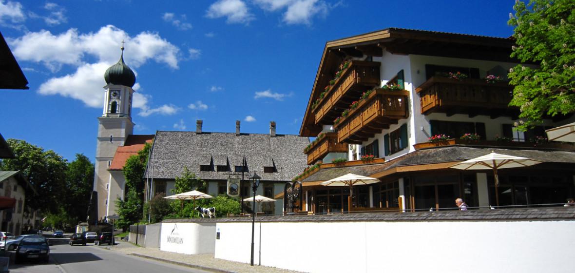 Photo of Oberammergau