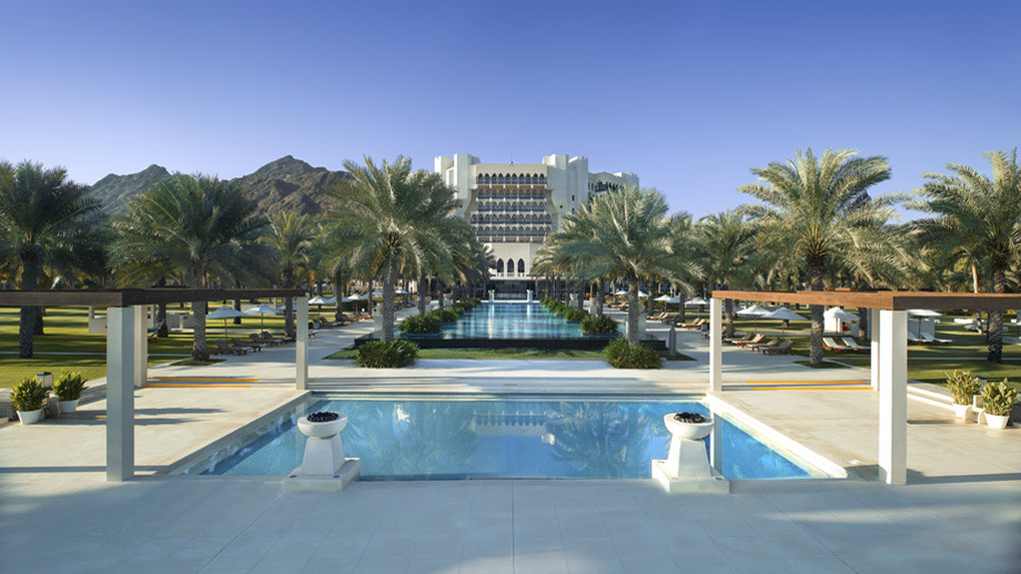 Photo of Al Bustan Palace