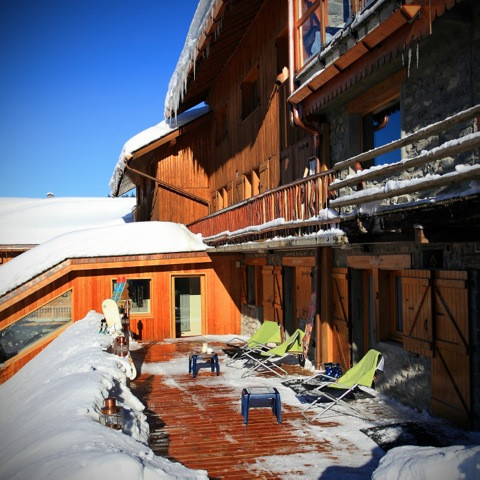 Photo of Chalet Hôtel de L'Adray-Télébar