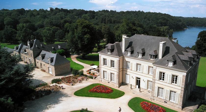 Photo of Château de Locguénolé