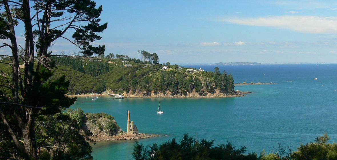 Photo of Kawau Island