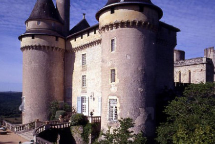 Chateau de Mercues