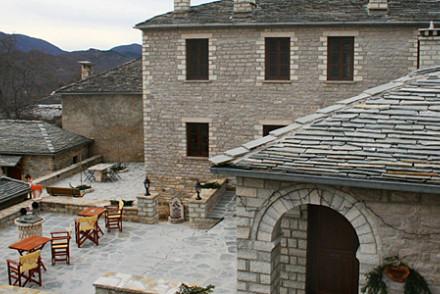Koukouli Guesthouse