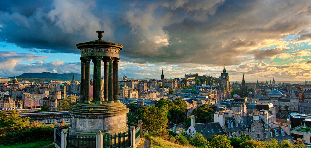 Photo of Edinburgh