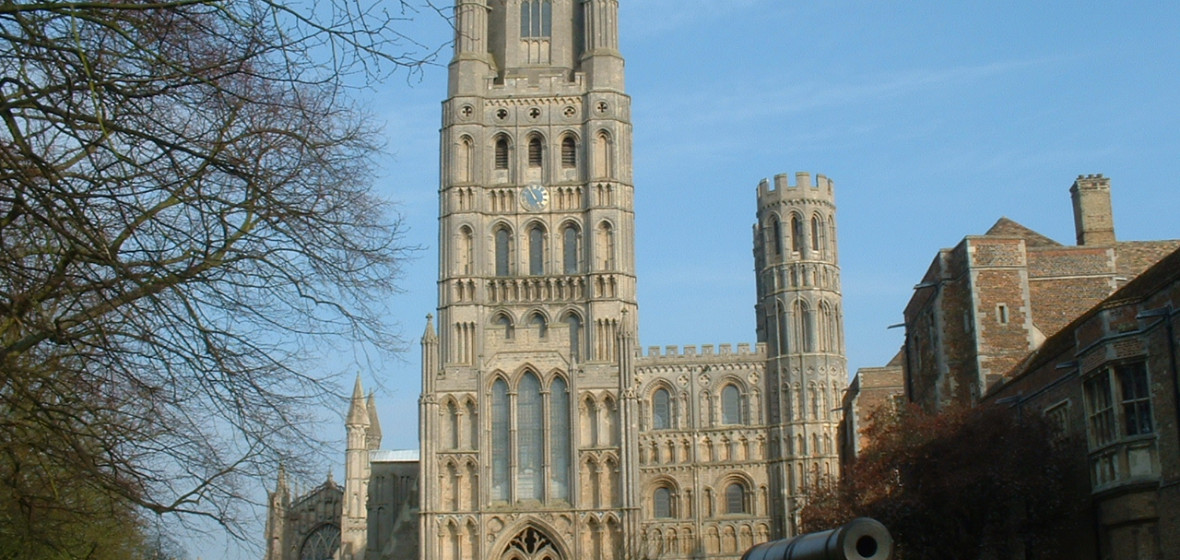 Photo of Ely