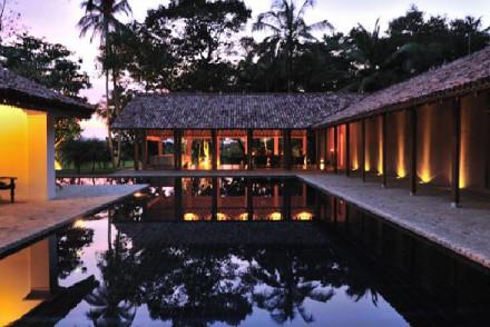 Maya Old House