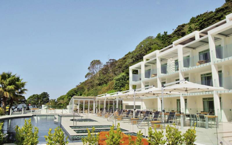 Photo of Paihia Beach Resort and Spa Hotel