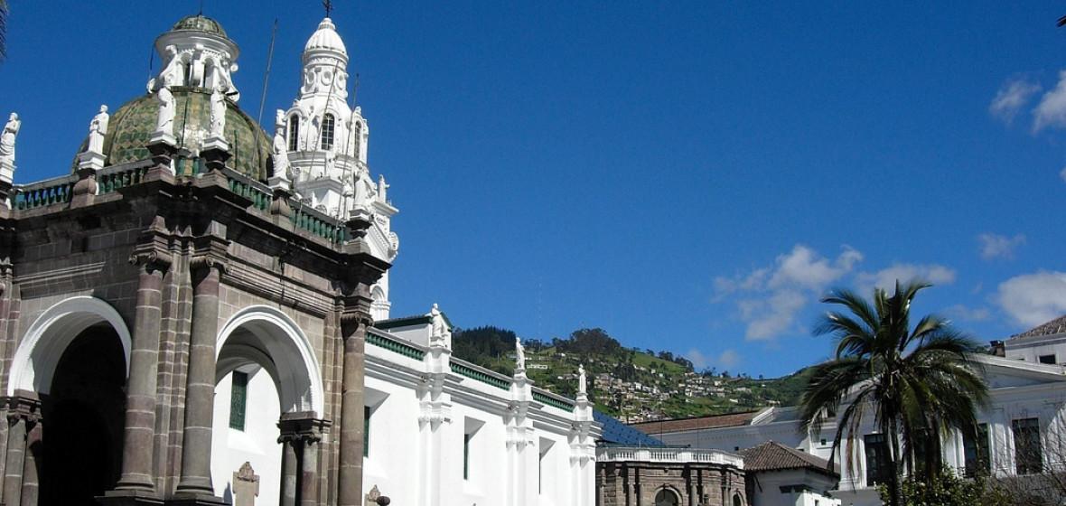 Photo of Quito