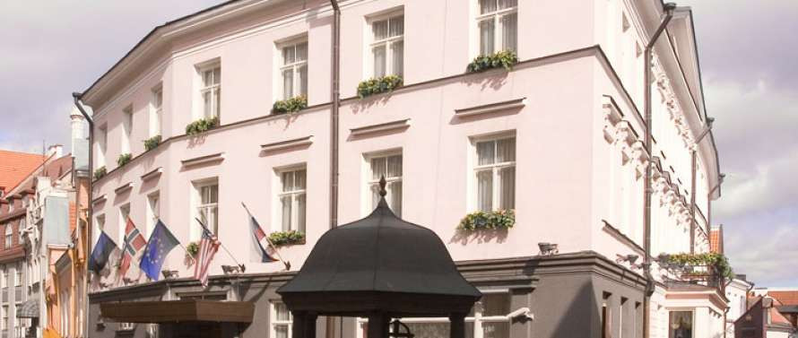 Photo of Hotel St Petersbourg