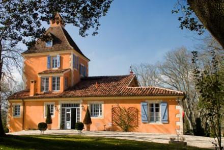 Chateau les Charmettes