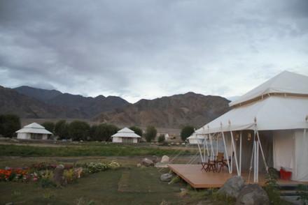 The Chamba Camp