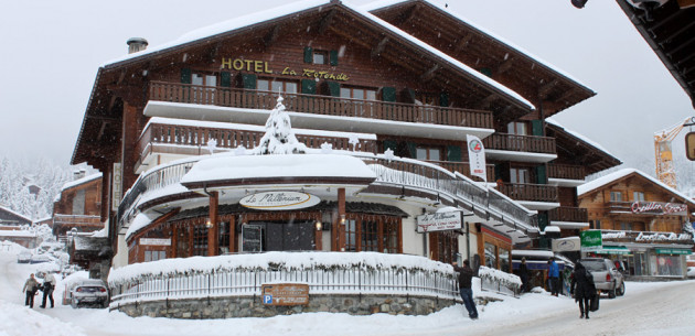 Photo of Hotel La Rotonde