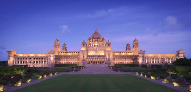 Photo of Umaid Bhawan Palace