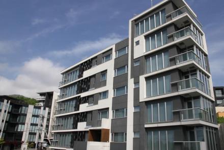 Snow Crystal Apartments