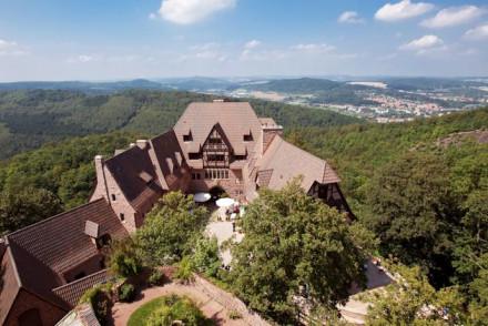 Hotel auf der Wartburg