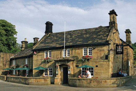 The Devonshire Arms Beeley