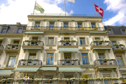 Hotel Des Trois Couronnes