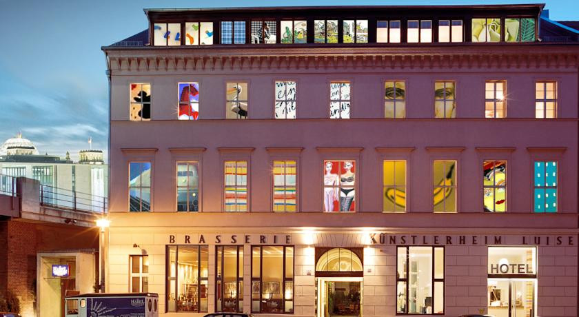 Photo of Arte Luise Kunsthotel