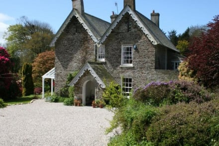 The Old Rectory, Cornwall