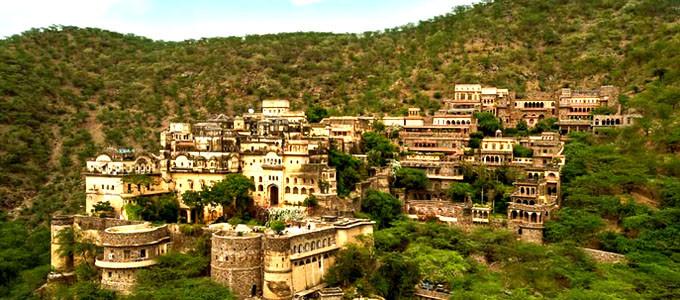 Photo of Neemrana Fort Palace