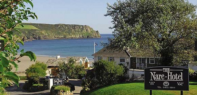 Photo of Nare Hotel, Cornwall