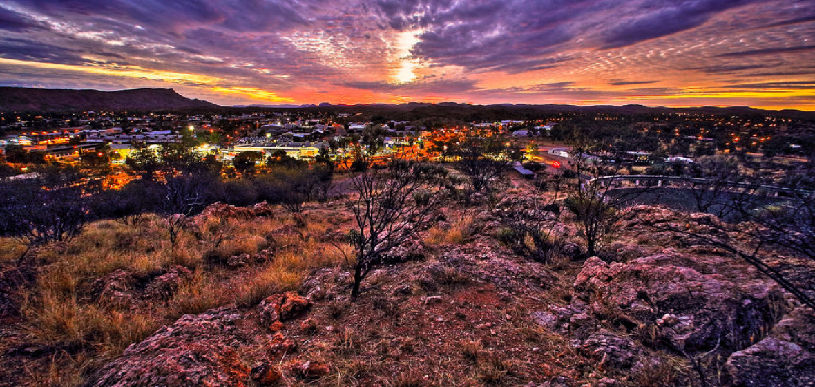 Photo of Alice Springs