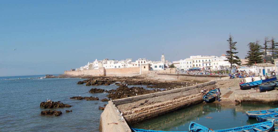 Essaouira places to stay