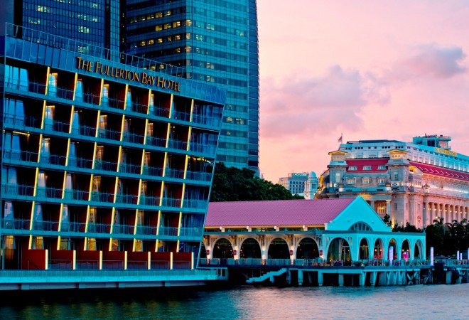 Photo of The Fullerton Bay Hotel