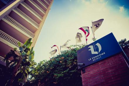 Le Vendôme Beirut Hotel