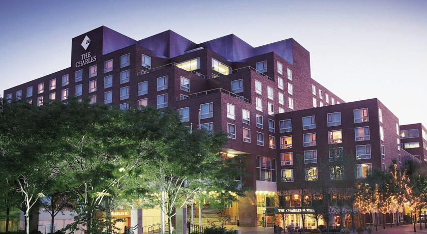 Photo of Charles Hotel, Boston