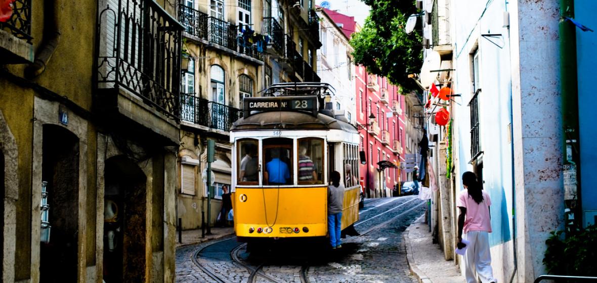 Photo of Lisbon
