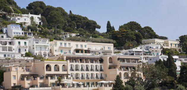 Photo of Capri Tiberio Palace