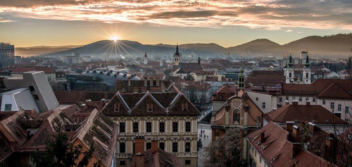 Photo of Graz