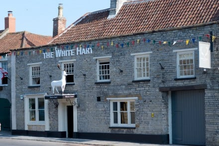 The White Hart, Somerset