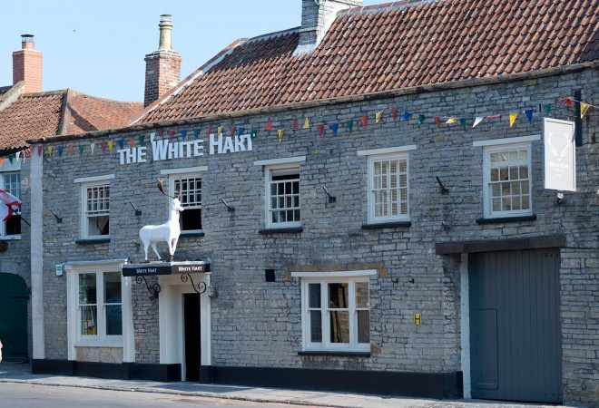 Photo of The White Hart, Somerset