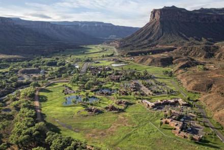 Gateway Canyons Resort