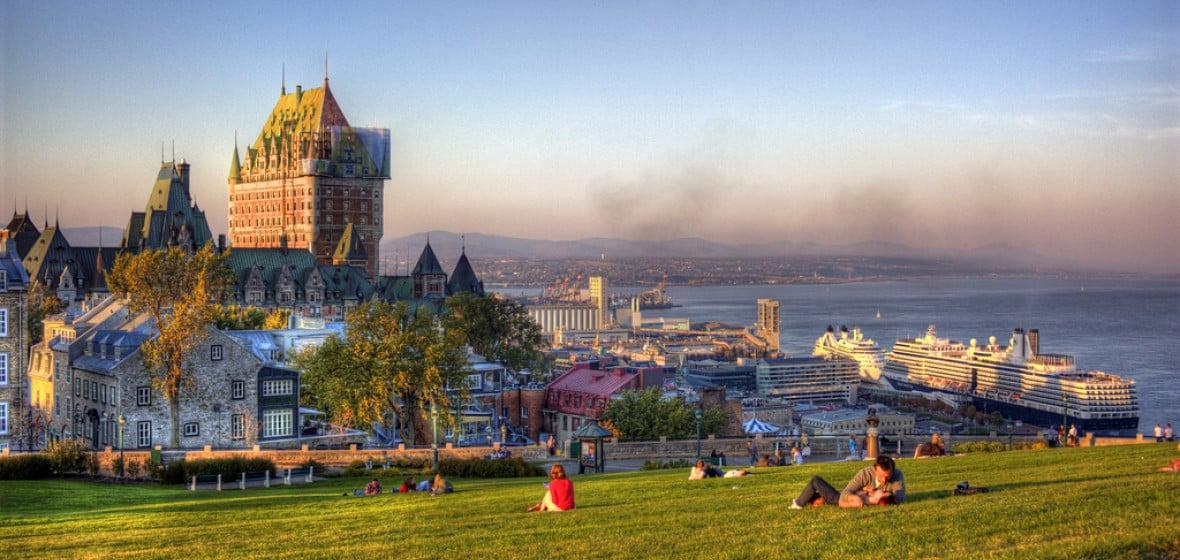 Photo of Quebec City
