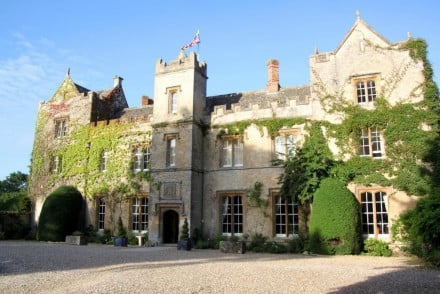 The Manor, Oxfordshire