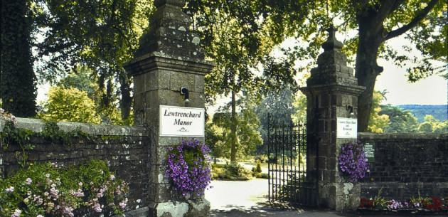 Photo of Lewtrenchard Manor