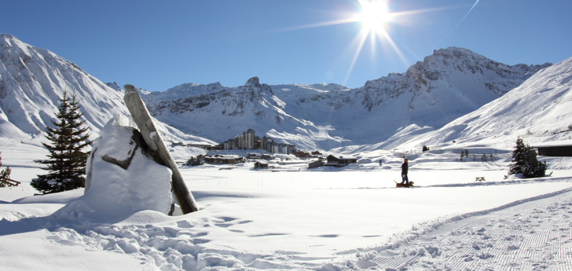 Photo of Tignes