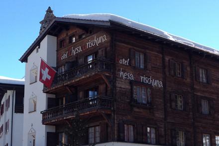 Hotel Chesa Grischuna