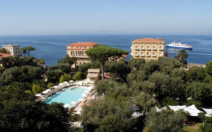 Photo of Grand Hotel Excelsior Vittoria