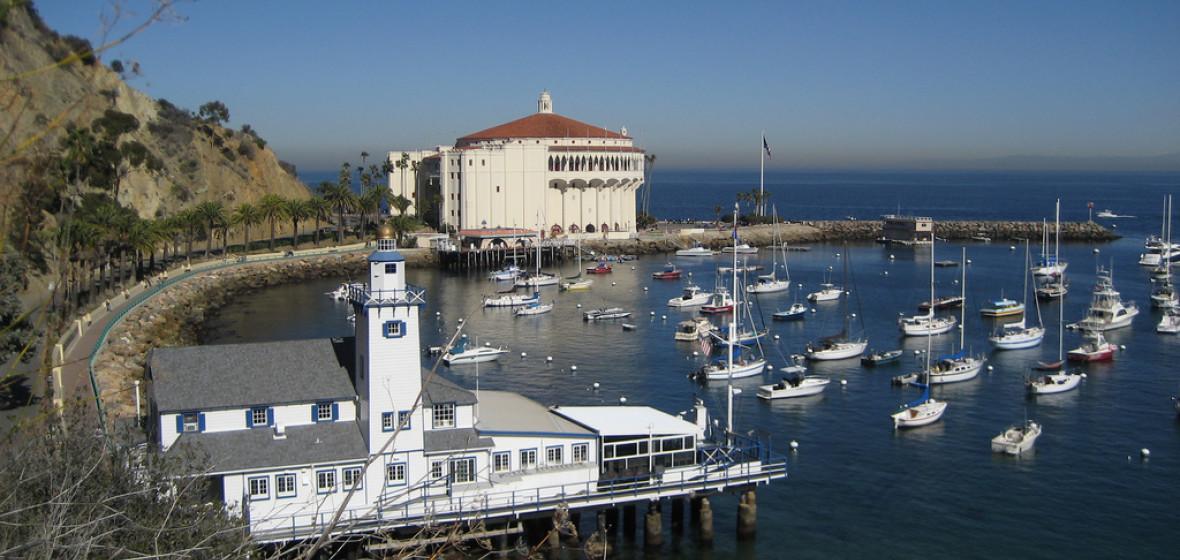 Photo of Catalina Island