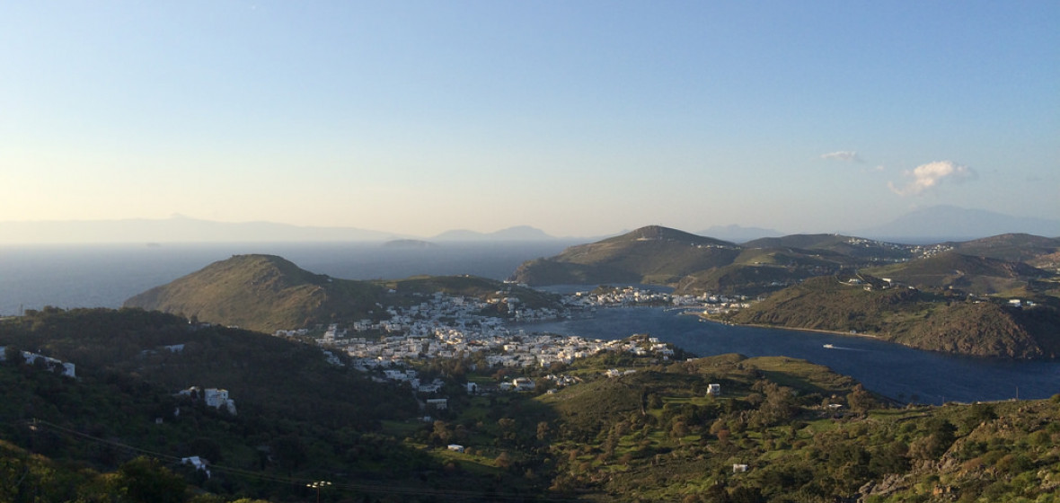 Photo of Patmos