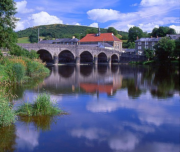 Photo of Builth Wells