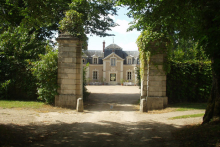 Chateau de colliers