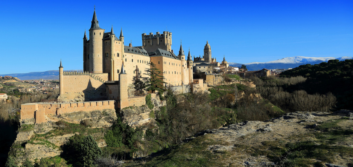 Photo of Segovia